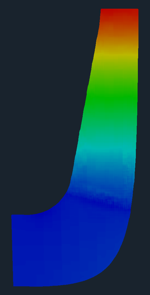 TurbomachineryCFD-fan-nq28-compressible-meridional-average-pressure-web.png