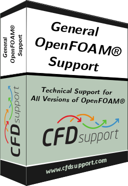 General OpenFOAM support image