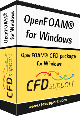 cfd openfoam in box software package