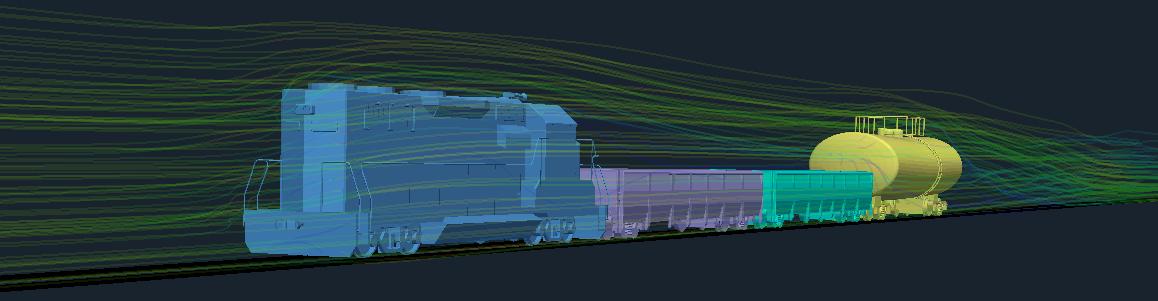 Download OpenFOAM® Train Tutorial